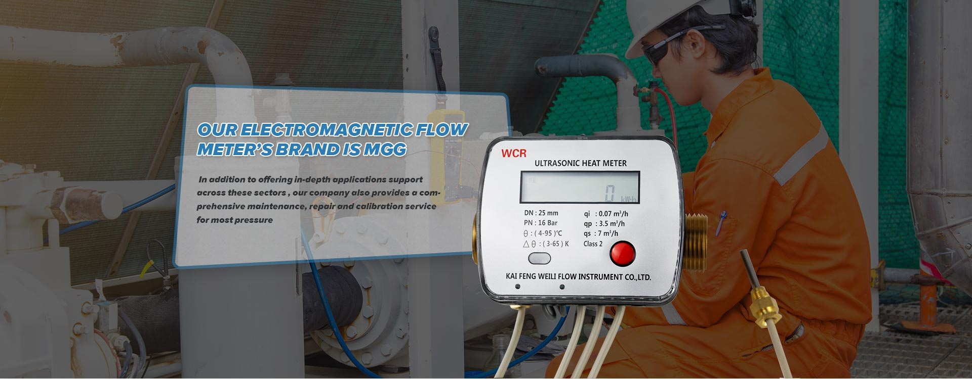 Liquid Flow Measure Device Ultrasonic Heat Meter China - Heat Energy Meter - Heat Energy Meter
