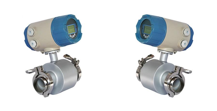 Flowmeter MGG vệ sinh điện từ