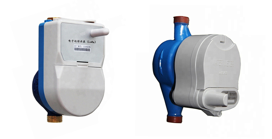 IP68 Protection Class and >10 years Battery Life residential water meters Modbus