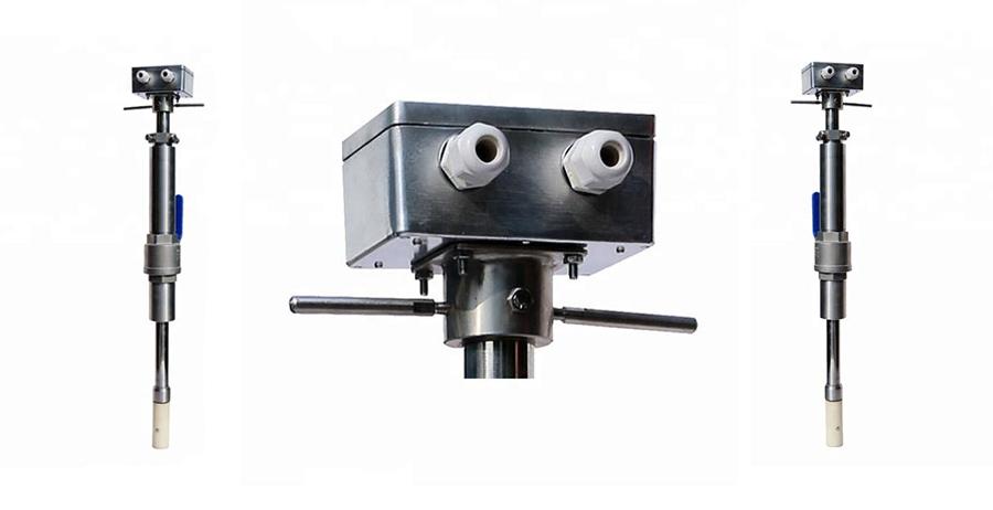 Plug-in Electromagnetic Flowmeter, Digital Water Meter, Oil Flow Meter