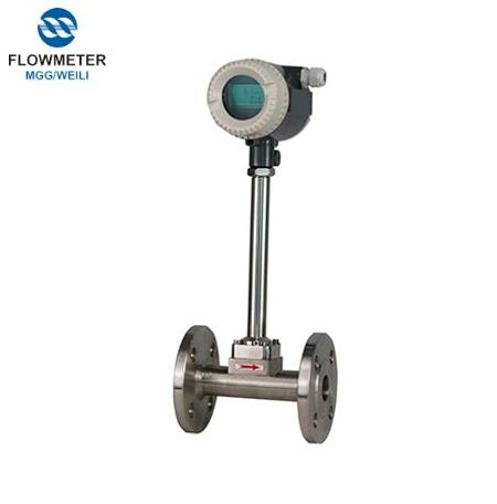 Digital Vortex Flowmeter, Digital Natural Gas Vortex Flowmeter, Natural Gas Vortex Flowmeter
