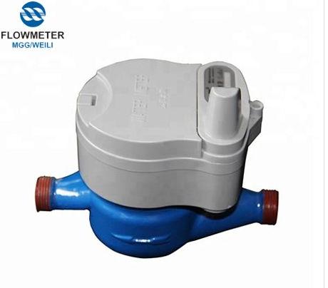 Metal Tube Rotameter Water Flow Meter