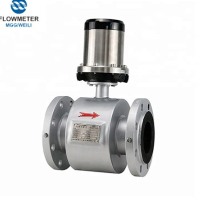 Accurate Electromagnetic Flow Meter China