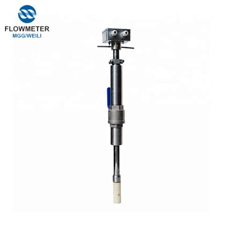The Introduction Of Insertion Flow Meter