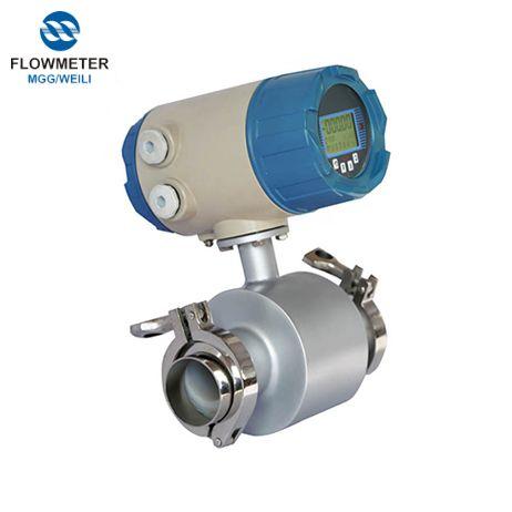 MGG Sanitary Electromagnetic flowmeter