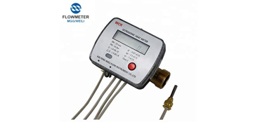 How To Install Ultrasonic Heat Meter In Actual Use?