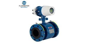 The Structure Principle Of Electromagnetic Flowmeter